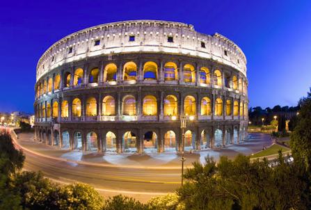 romos-koliziejus
